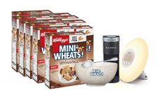 Mini wheats copromo
