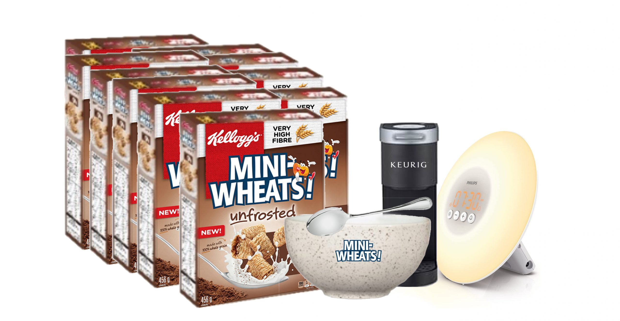 , Enter To Win: Mini-Wheats Prize Package