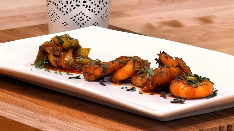 M&M_S21E05_Sachit Mehra_Shrimp Tikka Masala