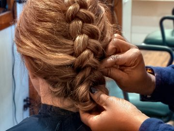 M&M_S22E01_Praise Okwumabua_French Tuck Hairstyle