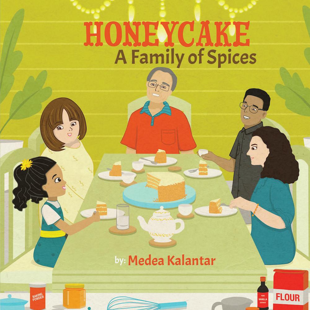 honeycake books