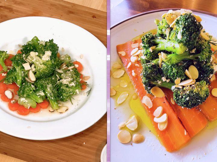 M&M_S24E05_Mandy & Massimo_Carrots & Broccoli Dish