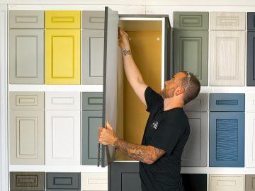 M&M_S25E06_Rob Chamberlain_Tips On Installing Kitchen Cabinet Doors